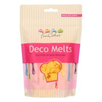 Funcakes Deco Melts - ŽLTÉ